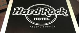 Hard Rock Hotel A/V Update