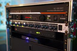 Hotel Pool Movie System AV Installation