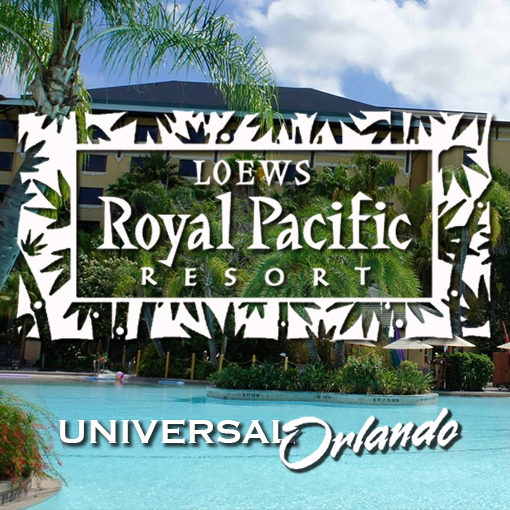 Hotel AV System -Loews Royal Pacific Resort