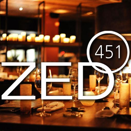 ZED 451 Icon