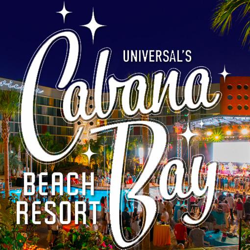 Cabana Bay Icon