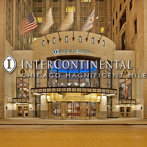 Hotel Custom LCD Video Wall- InterContinental Chicago Icon