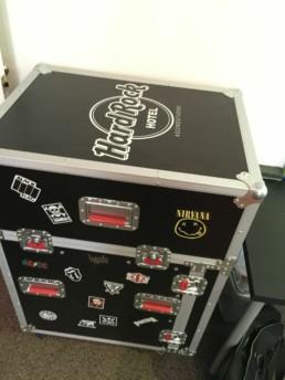 Hard Rock Hotel AV Case