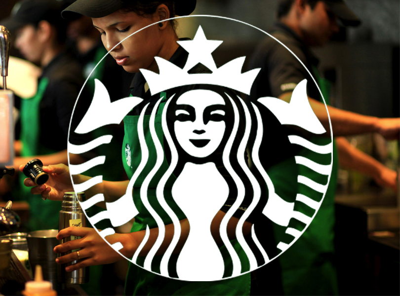 Restaurant AV System - Starbucks Icon