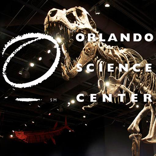 Menu Boards- Orlando Science Center Icon