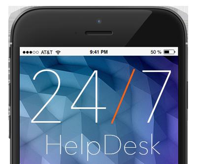 A/V Service- 24/7 Helpdesk