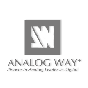 Ascend Studios Vendor Analog Way