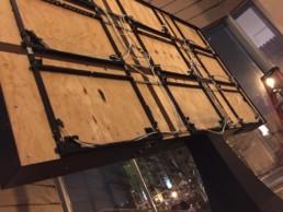 Custom LCD Video Wall Mount Installation