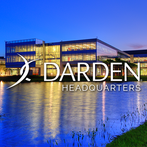 Corporate Video Wall AV System Installation- Darden Headquarters