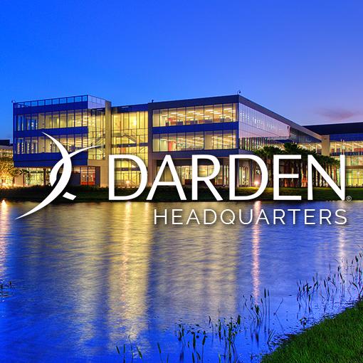 Corporate Video Wall AV System Installation- Darden Headquarters