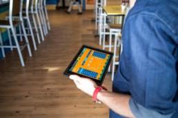 Restaurant AV Control System