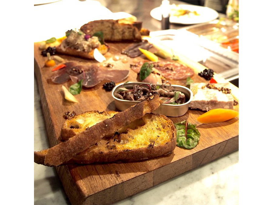 Osprey Restaurant Food