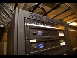 Hotel AV Audio System Rack