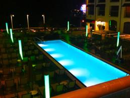 Hotel Custom Lighting Installation