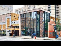 Restaurant AV Installation