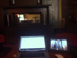 Restaurant AV Control Programming