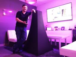 Custom LCD Video Wall Mount