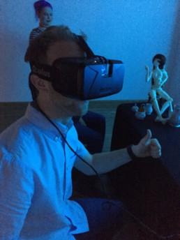 VR System Test