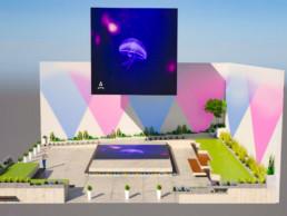 Creative LED Video Wall Design