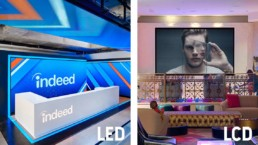 LED vs LCD Video Wall