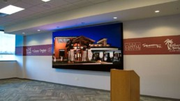Corporate LED Video Wall