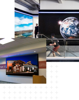 Corporate Video Wall