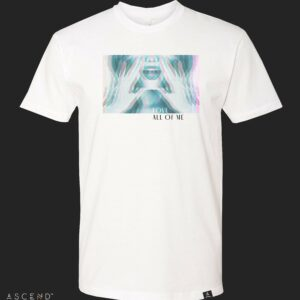 All of Me T-shirt, Front